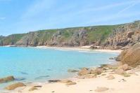 Porth Chapel Beach