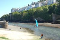 Looe fishing village