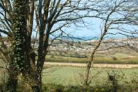 View from Hayle View Cottage
