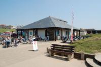 Bude - Crooklets beach cafe