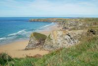 Nr Newquay- Bedruthan Steps