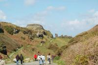 Tintagel - Kings Arthurs Castle