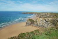 Bedruthan Steps nr Newquay