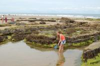 Bude - rock pool