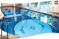 Penstowe Manor - Indoor swimming pool