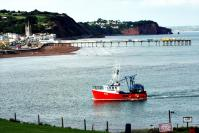 Teignmouth - fishing boat