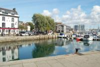 Plymouth Barbican - waterfront